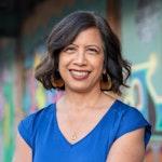Portrait of Council President + District 2 Councilmember, Nikki Fortunato Bas
