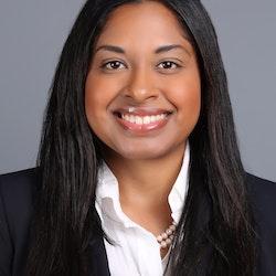 Portrait of Senior Policy Advisor, Pamela Ferran