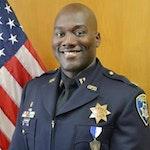 Portrait of Captain of Police (PERS), Sekou Millington