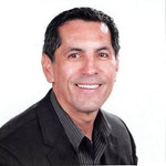 Portrait of Commissioner, Sergio Garcia