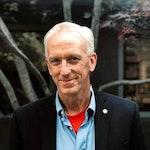 Portrait of City Administrator, Steven Falk