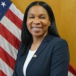 Portrait of Deputy Director, Kiona Suttle