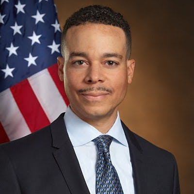Portrait of Commissioner, Thomas Lloyd Smith