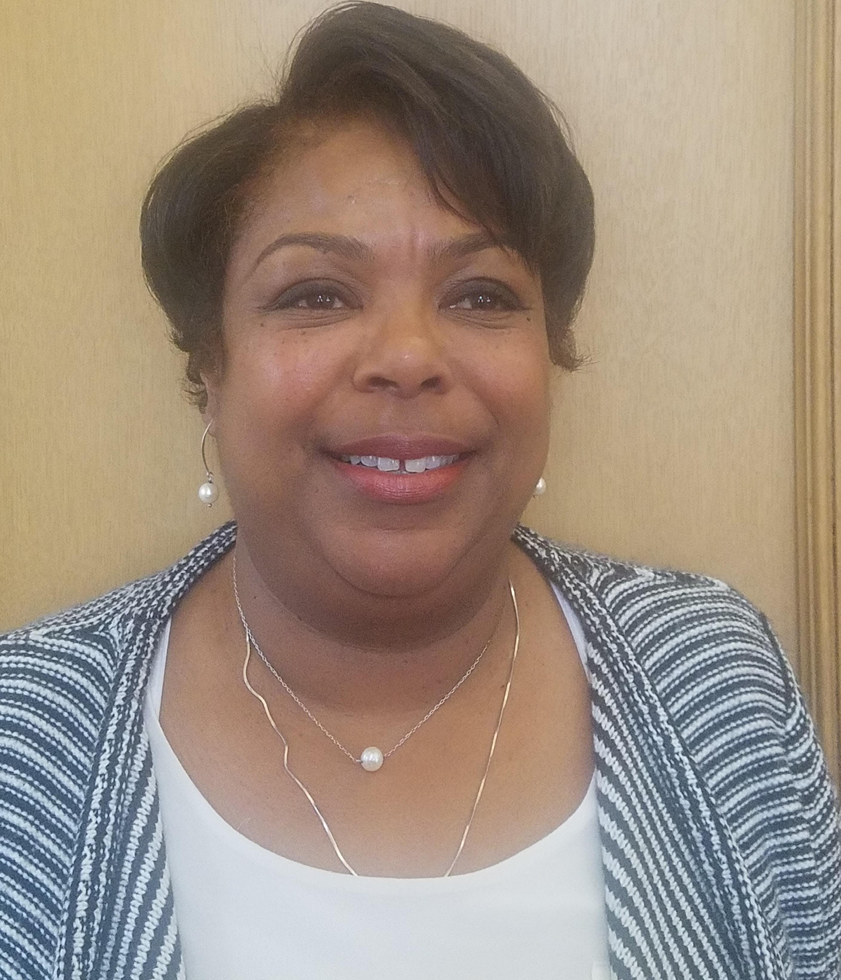 Portrait of Assistant to the City Administrator, Tonya Gilmore