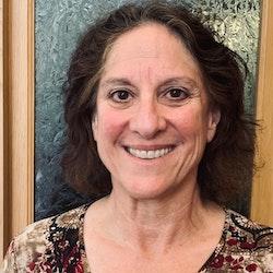 Portrait of Special Assistant, Debra Israel