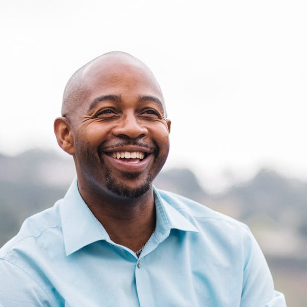 Portrait of District 6 Councilmember, Loren Taylor