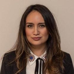 Portrait of Digital Engagement Officer, Mai-Ling Garcia