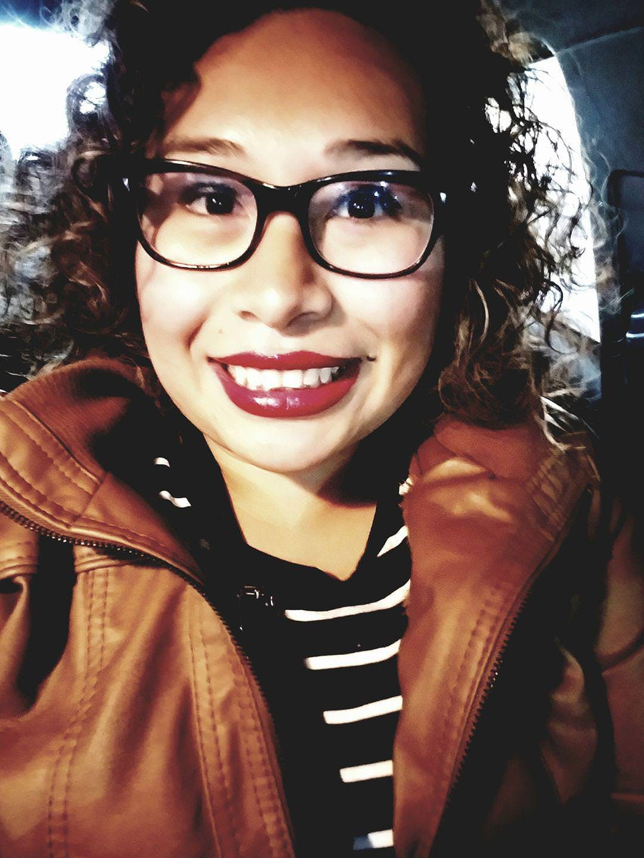 Portrait of , Mayra Chavez Saavedra