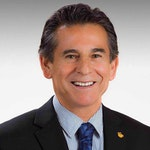 Portrait of District 5 Councilmember, Noel Gallo