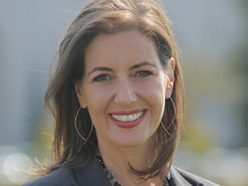 Portrait of Mayor, Libby Schaaf