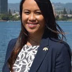 Portrait of District 4 Councilmember, Sheng Thao