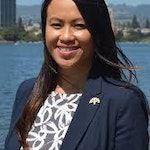 Portrait of District 4 Councilmember & Oakland City Council president Pro Tempore, Sheng Thao