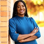 Portrait of District 7 Councilmember, Treva Reid