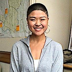 Portrait of Communications Specialist & Community Liaison, Tiffany Kang