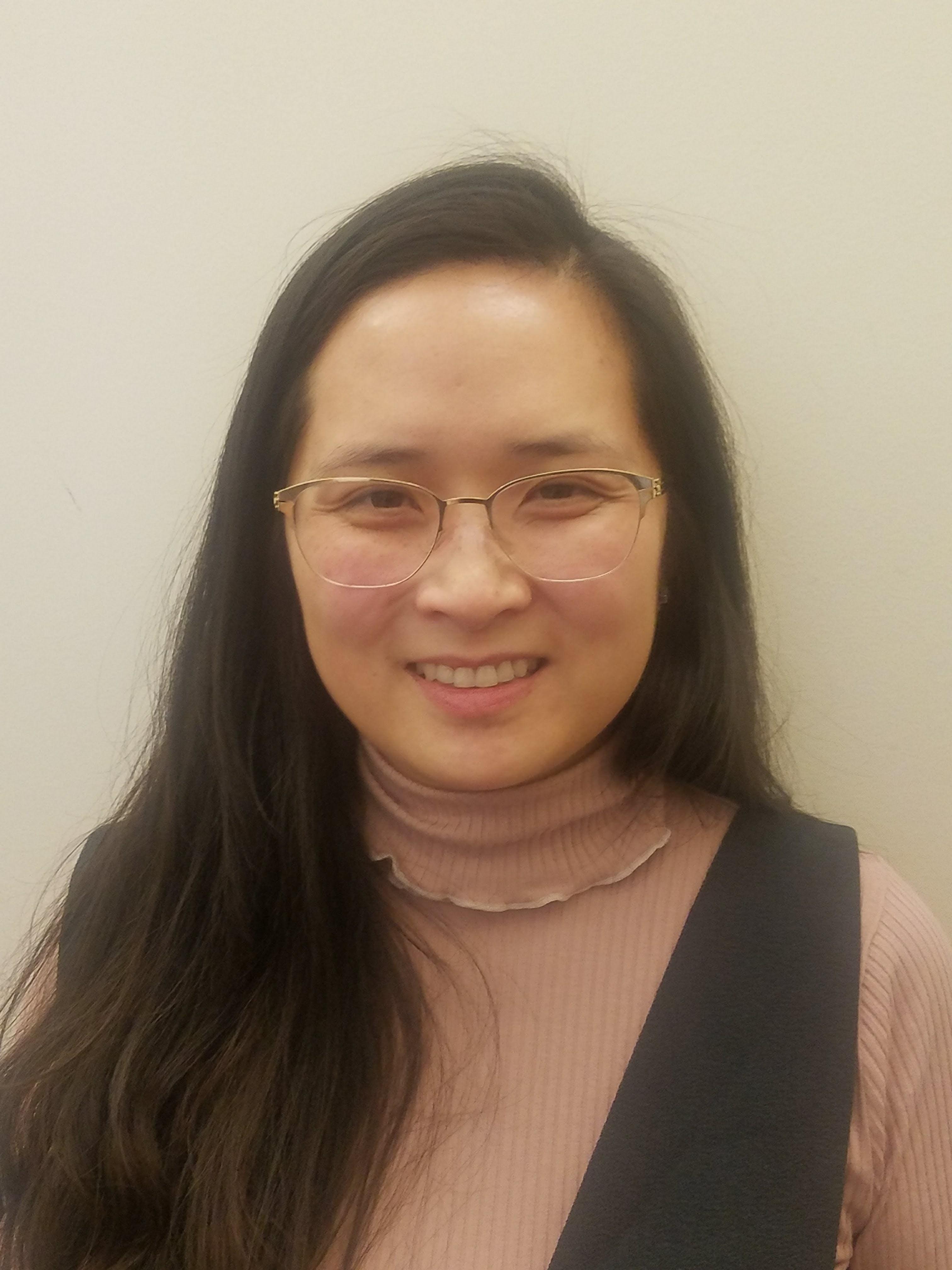 Portrait of , Winnie Woo